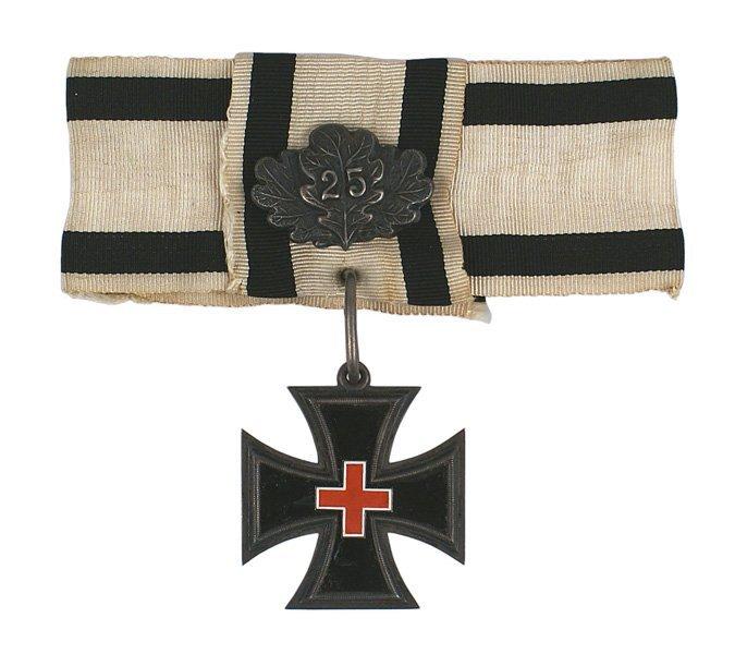 15: German Women War Service Cross Franco Prussian War