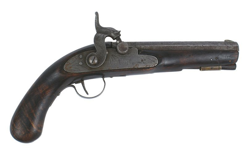 Kentucky style Phila. derringer pistol Circa 1840