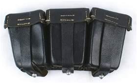 German WWII K98 cartridge pouch