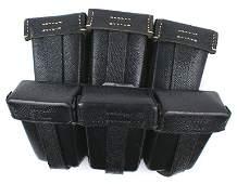 German WWII K98 cartridge pouch pair