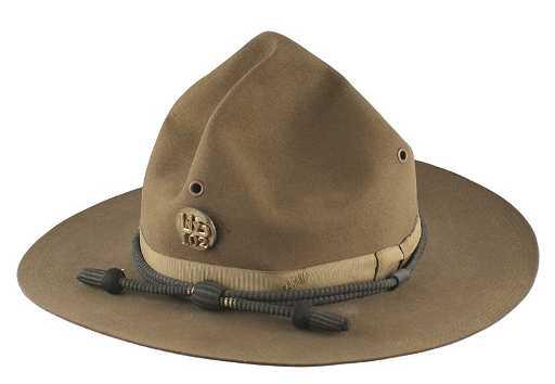 U.S. M1911 Campaign Hat STETSON ab94f002f50