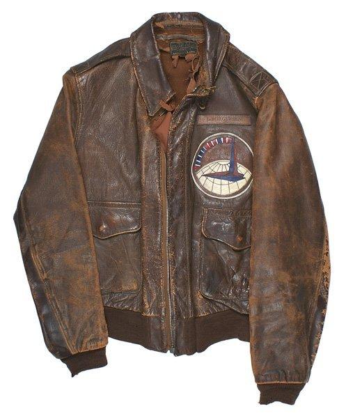 U.S. WWII Air Transport A-2  jacket