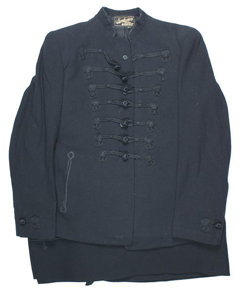 Hungarian career officer WWII uniform group - 2