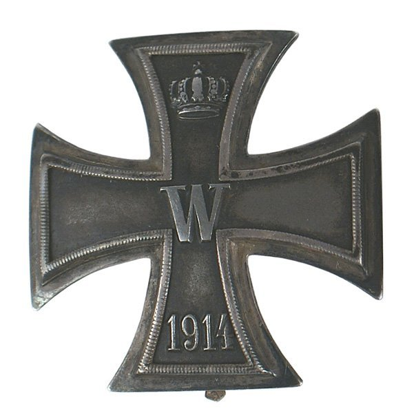 German WWI 1914 1st Class Iron Cross