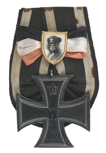 Unusual German 1914 2nd Class Iron Cross
