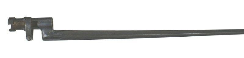 Russian WWII 4-sided socket bayonet