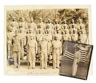 US WWII Marine photos black recruits