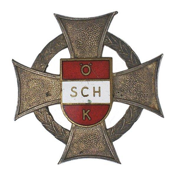 Unknown German WWI Freikorps Era award