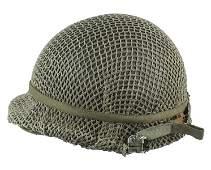 US WWII M1 OD helmet swivel bale