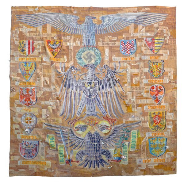 German Reichstag National Culture Gobelin Tapestry