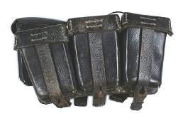 German WWII Navy K98 cartridge boxes