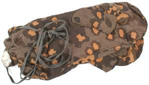 German WWII SS Autumn camouflage mittens