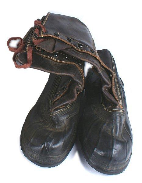 U.S. WWII 1944 shoe pacs