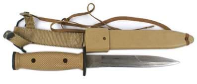 US Desert Storm combat knife