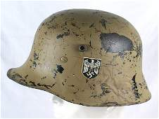 Movie helmet German M1916 type