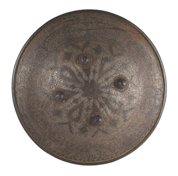 Indo-Persian Dhal shield 19th Century