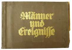 Manner und Ereignisse German WWII book