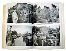 German WWII book HITLER IM WESTEN