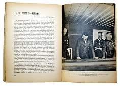 German WWII book DIE WEHRMACHT