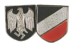 German Afrika Korps Pith Helmet shields