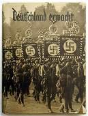 German WWII book Deutschland Erwacht