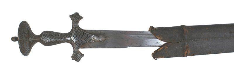 Indian talwar sword early 19th Century