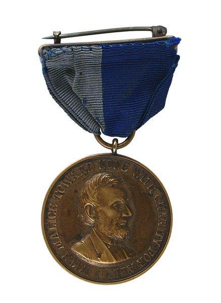 U.S. Civil War Army Campaign Medal