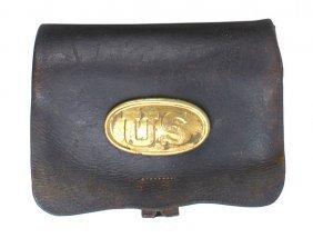 Civil War Belt Box For M1842 Pistol