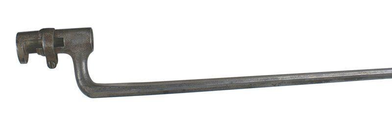Socket bayonet Sharps Borchard Rifle