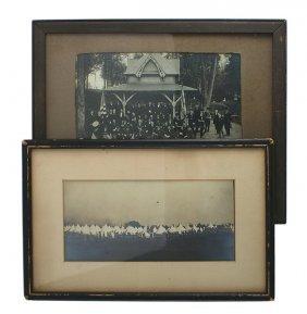 Lot Of 2 Spanish-american War Period Photos