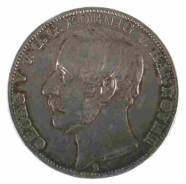 50th anniversary of the Battle of Waterloo coin