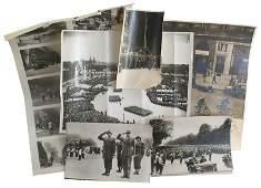 Lot of the 1944 Liberation of Paris photos