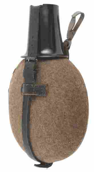 German WWII Army canteen