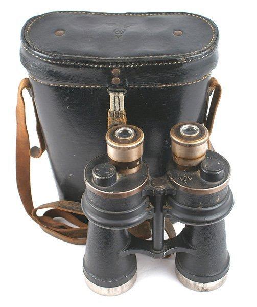German WWII Kriegsmarine U-boat binoculars