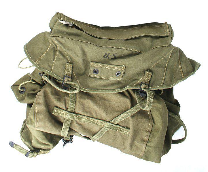 U.S. Jungle Pack USMC WWII