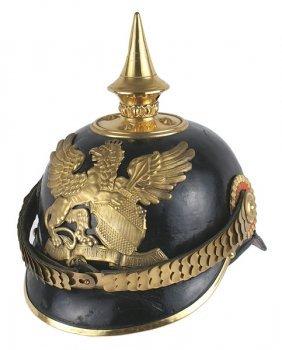 Imperial German Baden Officer M1867 Helmet