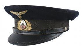 German Wwii War Veterans Association Peaked Cap