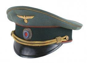 German Wwii Poa Liberation General Peaked Cap