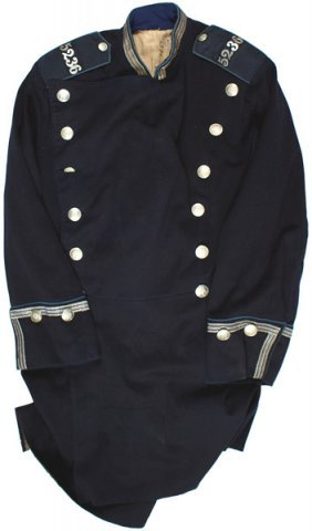 Imperial German East Prussian Police Tunic