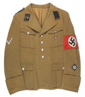 German Wwii Nskk Mann Tunic