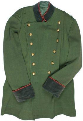 Imperial Russian Officer Mundir Tunic