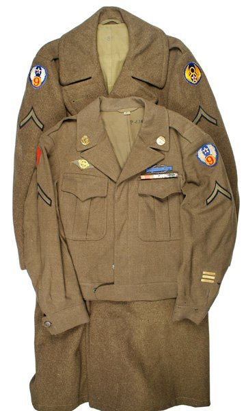 U.S. WWII Ike jacket
