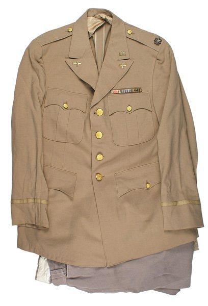 U.S Army Air Force WWII Lt. Col. Uniform