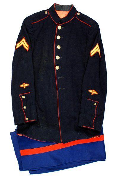 USMC WWI era Aviation uniform