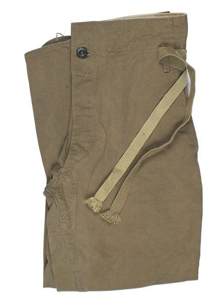 Japanese WWII Army OD breeches