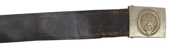 German WWII Hitler Youth belt / buckle