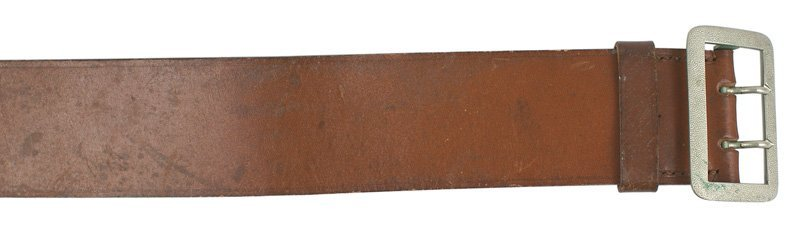 German WWII Officer belt
