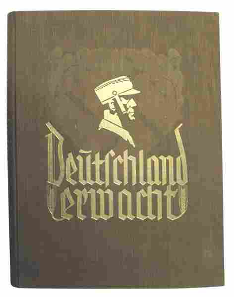 German book Deutschland Erwacht