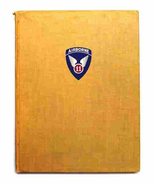 THE ANGELS 11th Airborne Division book