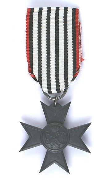 German WWI War Service Helper Cross